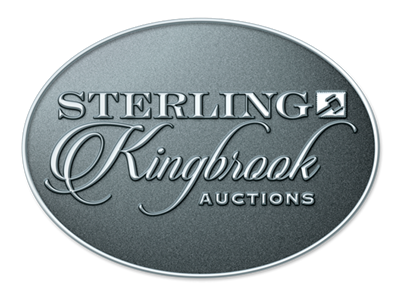 Sterling Kingbrook Auctions