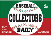 Baseball Collectors Daily